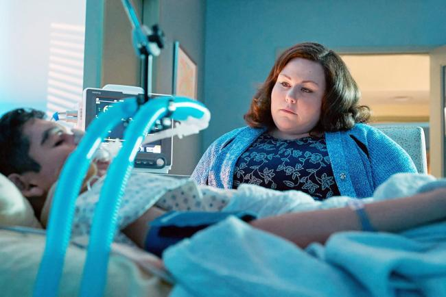 Chrissy Metz, familiar to television audiences for This is Us, makes her mark in Breakthrough
