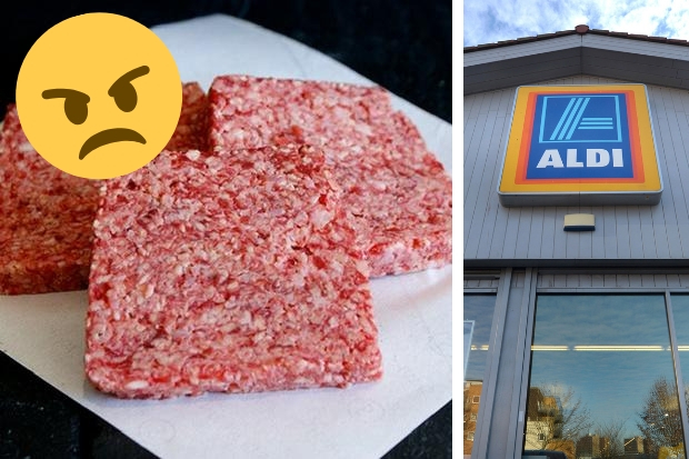 Scottish Twitter reacts to Aldi's claim of 'inventing square sausage'