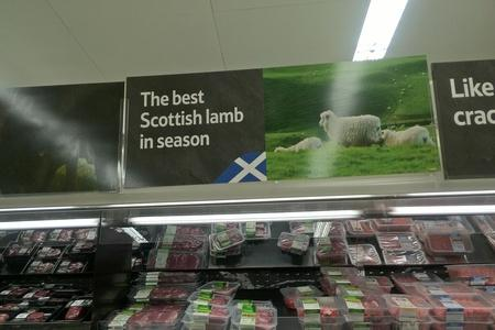 A £200,000 taxpayer boost for Scottish lamb campaign - after concerns over supermarkets failing to 'go Scots'