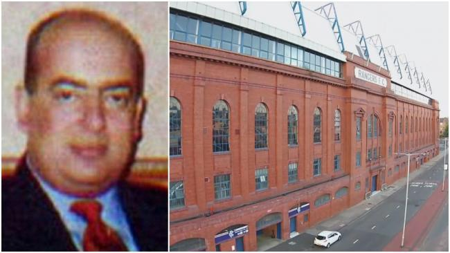 Convicted criminal's  £200k claim over 'services provided' by Rangers set for courtroom challenge