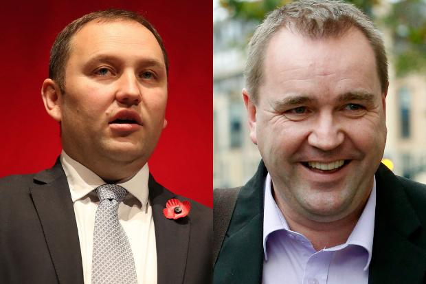 Ian Murray and Neil Findlay.
