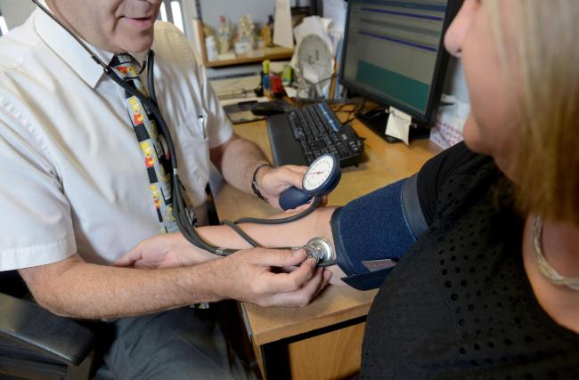 There has been a huge rise in salaried GPs as the number of GP partners has fallen