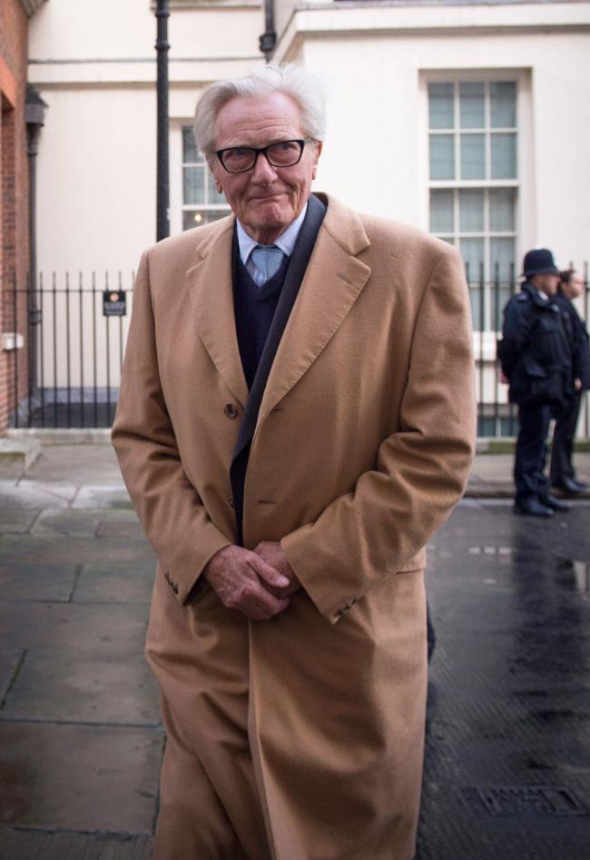 Rebel Remainer: Heseltine says his decision to vote for Lib Dems in Euro-poll 'matter of conscience'