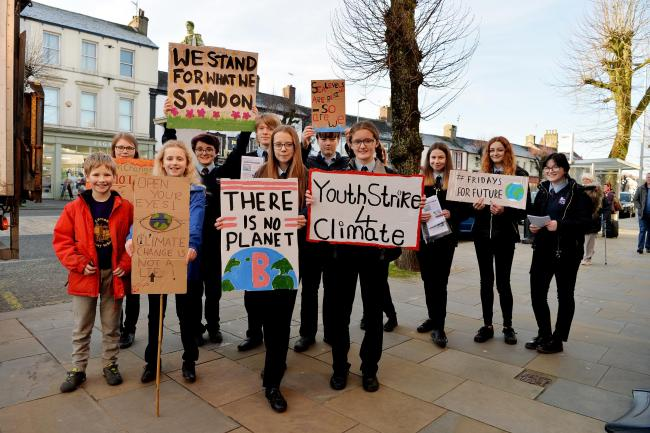 Youth climate strikes: Show the world we stand up for planet Earth