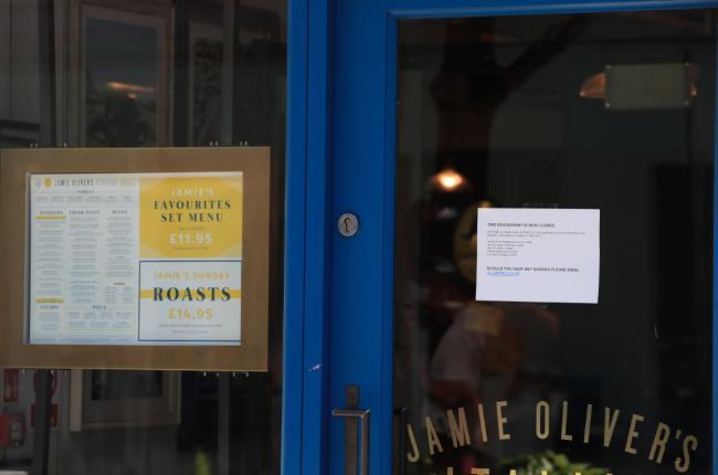 Which Jamie Oliver restaurants are closing? | HeraldScotland
