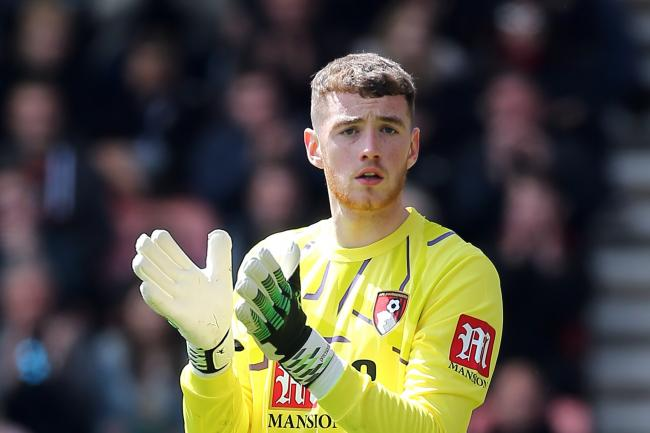 Bournemouth keeper Mark Travers has been tipped to have a bright future at international level