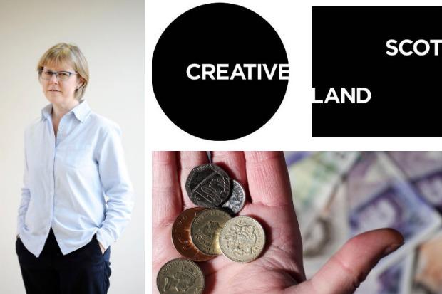 Is Creative Scotland more dictator than facilitator?