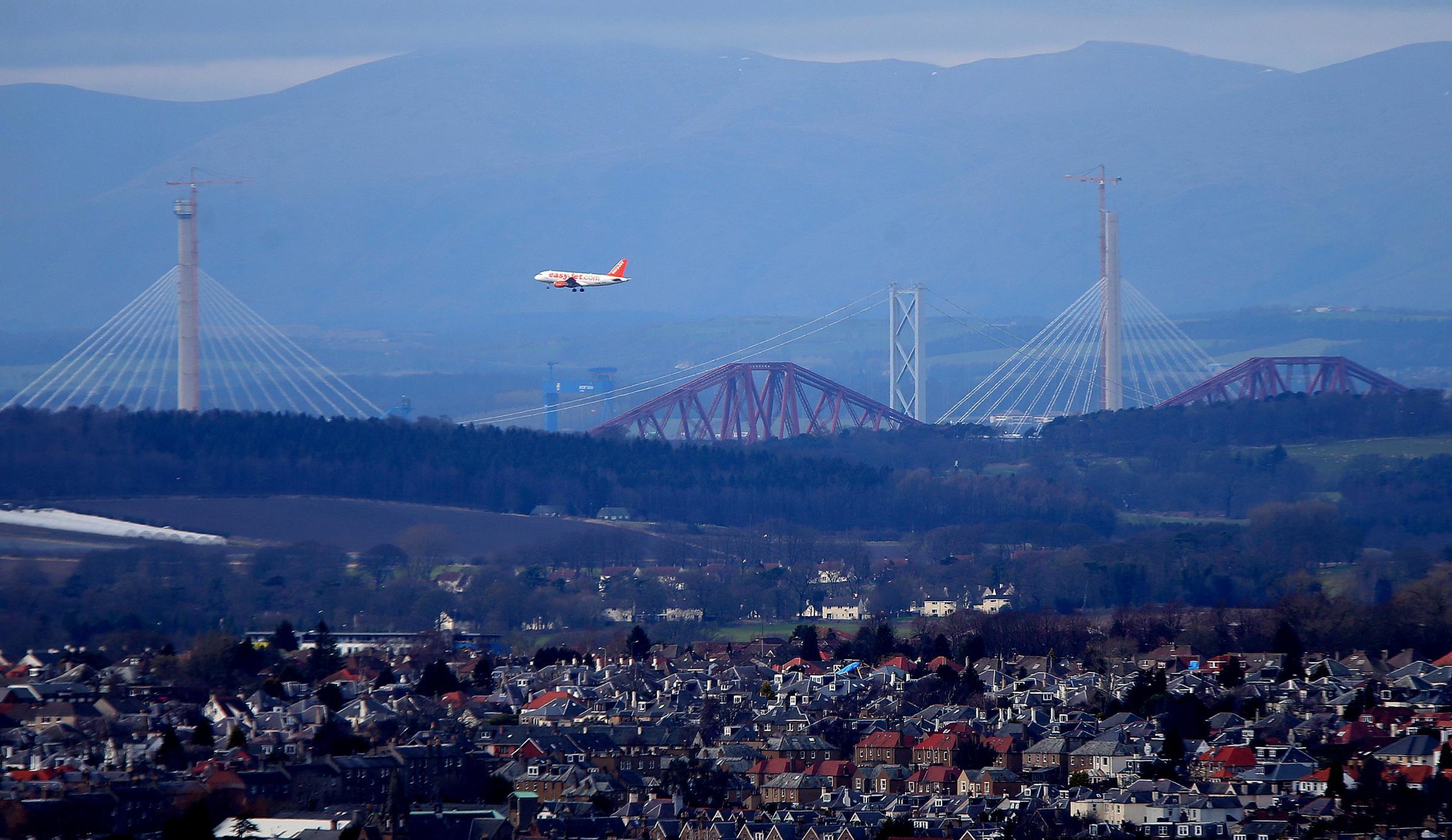 Edinburgh Airport posts further passenger growth