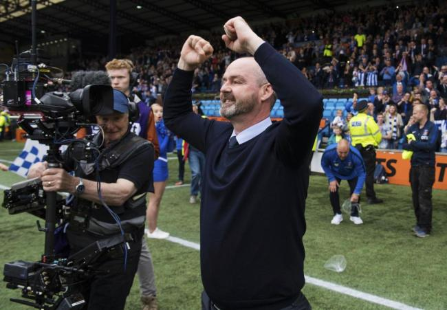 Steve Clarke will sit down with some of the biggest names in the game in a bid to get tips about being Scotland manager