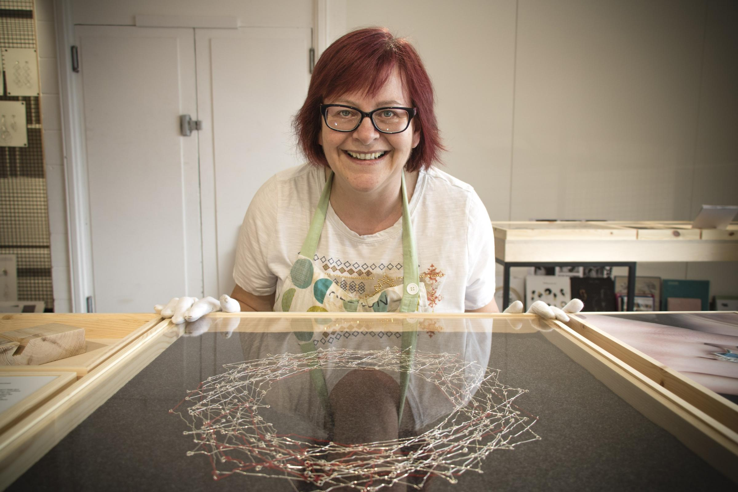 Jewellery inspired by DNA at new show in Dundee