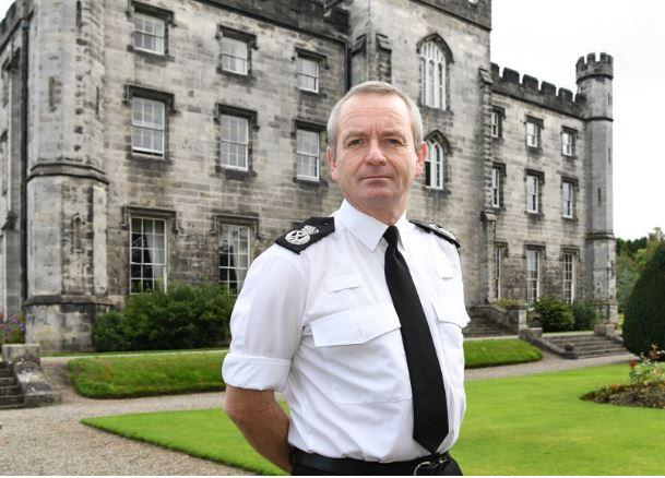 Police Scotland spending £300,000 a week on Brexit preparation