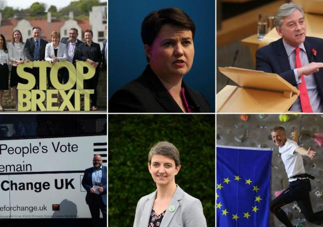 European elections: What parties are running, what are their policies and where do they stand on Brexit?