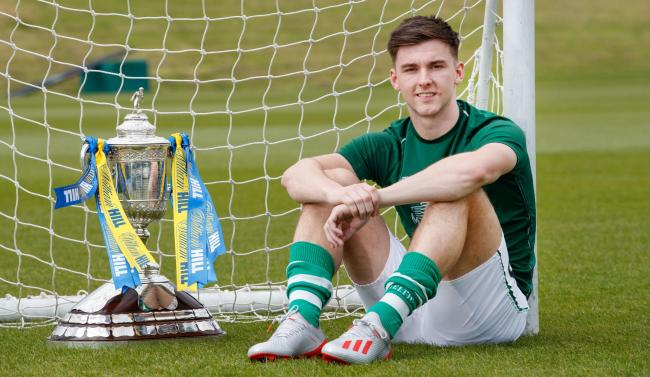 Kieran Tierney is out to become the first 21-year-old in Celtic history to win ten medals