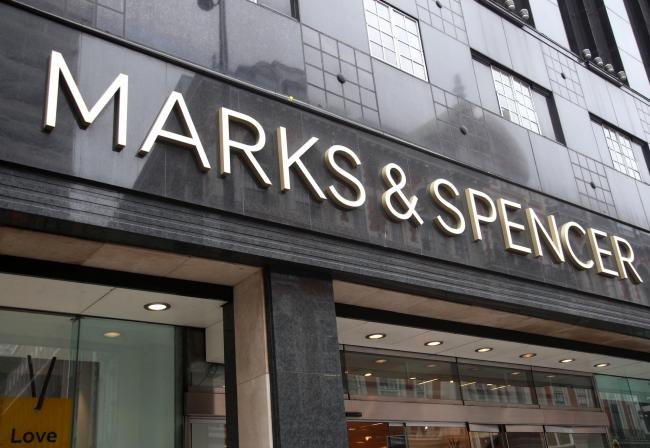 File photo dated 29/5/2018 of a branch of Marks & Spencer. Marks & Spencer is set to reveal a decline in full-year profits, as it was held back by falling food sales in the latest quarter. PRESS ASSOCIATION Photo. Issue date: Sunday May 19, 2019.