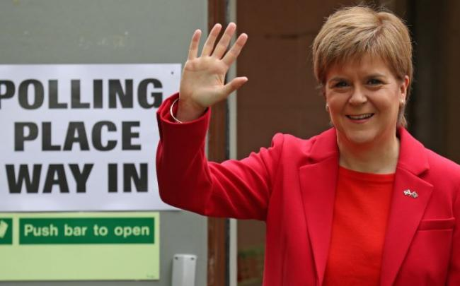 Why will Scotland take longer than other parts of the UK to declare European election seats?
