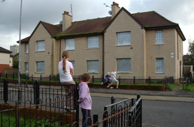 Ferguslie Park In Paisley was revealed as the most deprived in Scotland