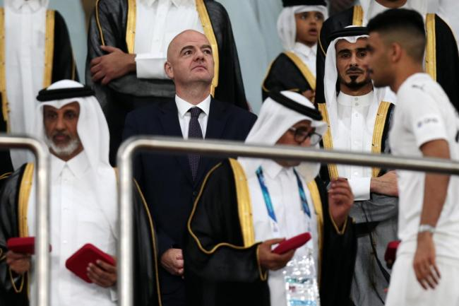 FIFA President Gianni Infantino's plans for an expanded 48-team World Cup in Qatar in 2022 have been shelved.