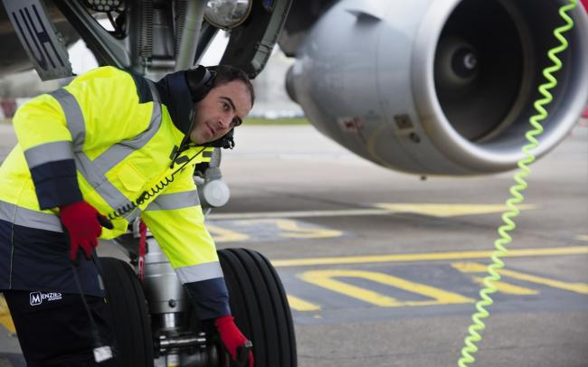 John Menzies has focused on aviation services since selling off its newspaper distribution arm