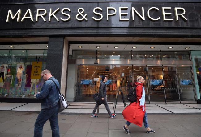 Marks and Spencer to open new stores in Scotland