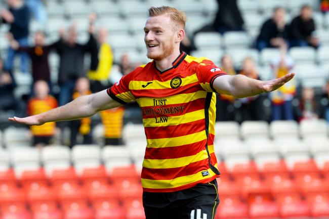 Shea Gordon loved his loan spell at Partick Thistle, and sees good times ahead after making the move permanent.
