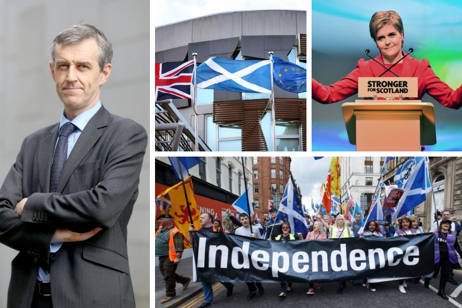 Tom Gordon: Nicola Sturgeon should end her insulting referendum sham