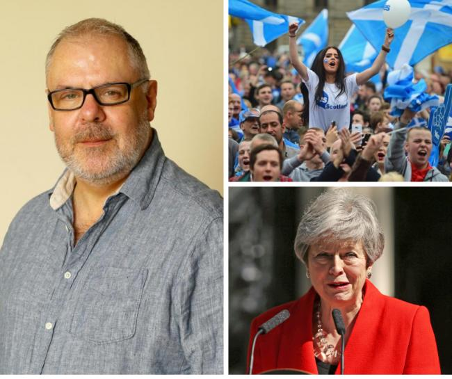 Kevin McKenna: May will come to be remembered as the woman who gave Scotland its greatest gift: independence