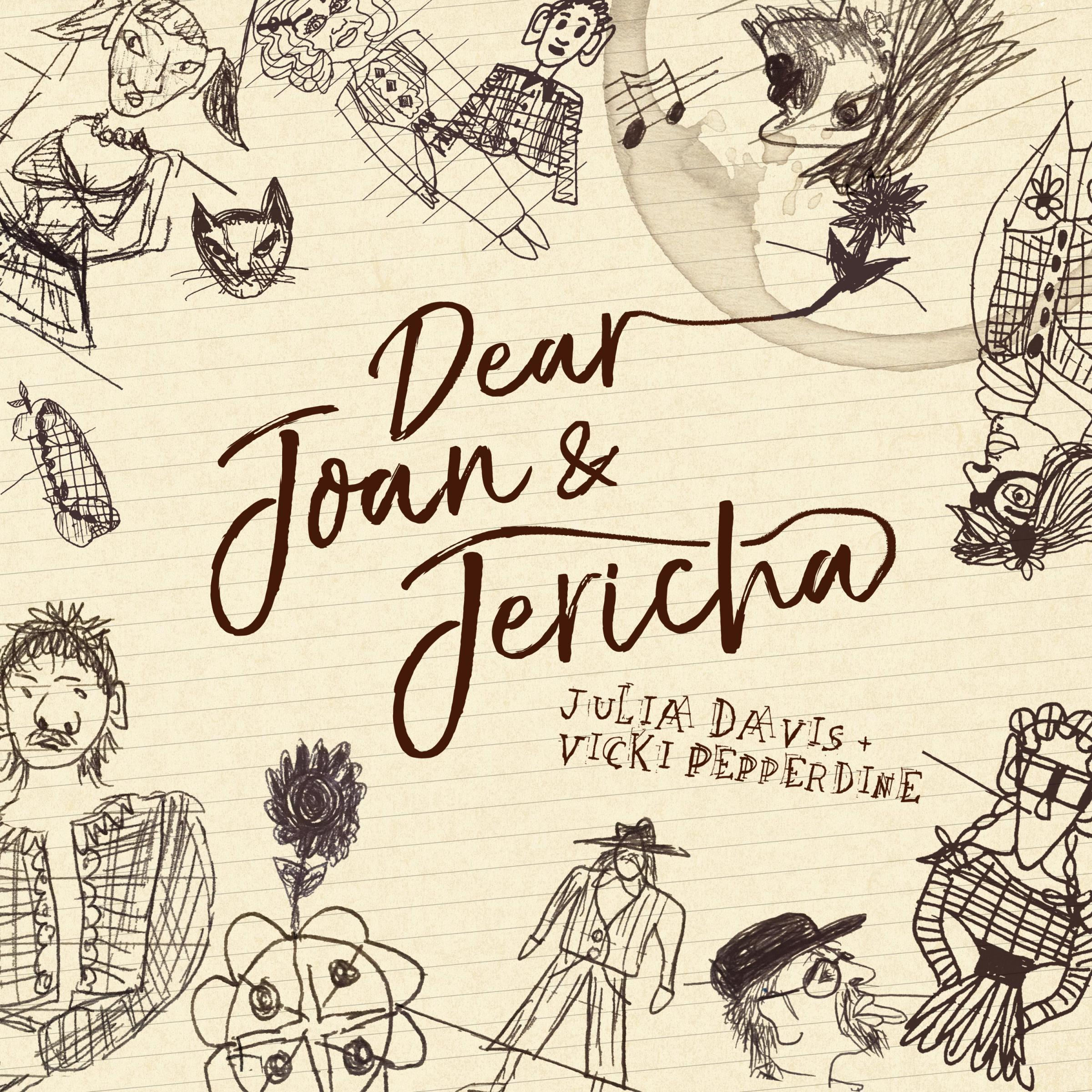 Our new favourite Podcast: Dear Joan And Jericha