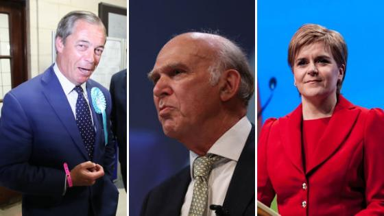 Brexit Party, LibDem and SNP wins reveal UK is more divided than ever