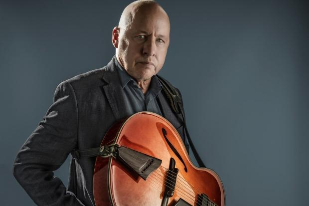 Guitar great Mark Knopfler
