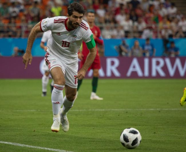Rangers are being linked with Nottingham Forest striker Karim Ansarifard
