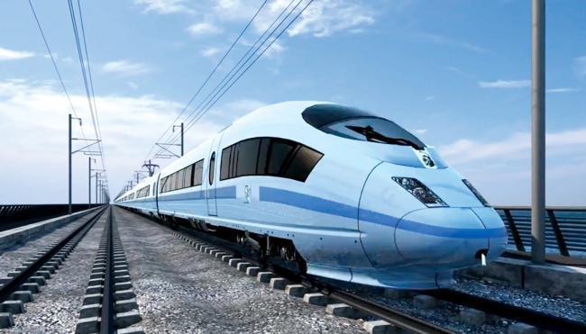 Blackford tells Johnson HS2 trains should be built in Scotland