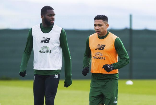 Celtic's Emilio Izaguirre has left the club PHOTO: SNS