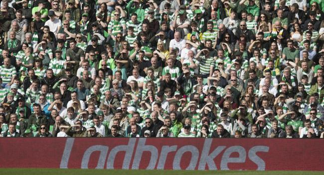 Crowds are on the rise in Scottish football.