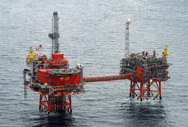 The portfolio Ithaca Energy is buying includes a stake in the Captain field north east of Aberdeen