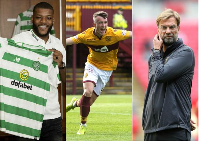 Celtic eye up Turnbull | Ntcham set to leace Celtic | Liverpool in talks to hire out Murrayfield for glamour pre-season friendly