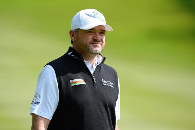 Paul Lawrie is a vocal critic of slow play in golf