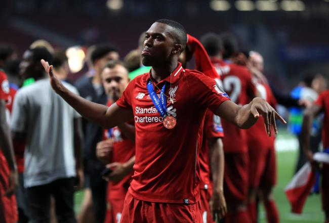 Daniel Sturridge is being linked with a move to Celtic and Rangers PHOTO: PA