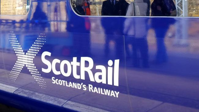 ScotRail have reinstated the service