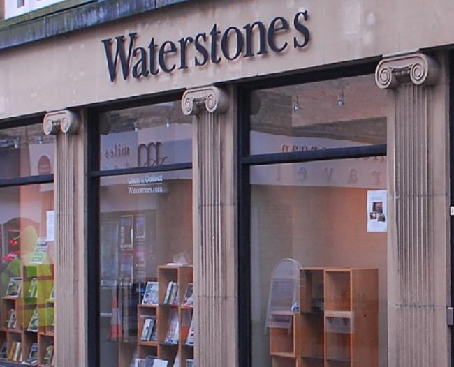 Waterstones owner buys US bookstore chain | GSK offloads