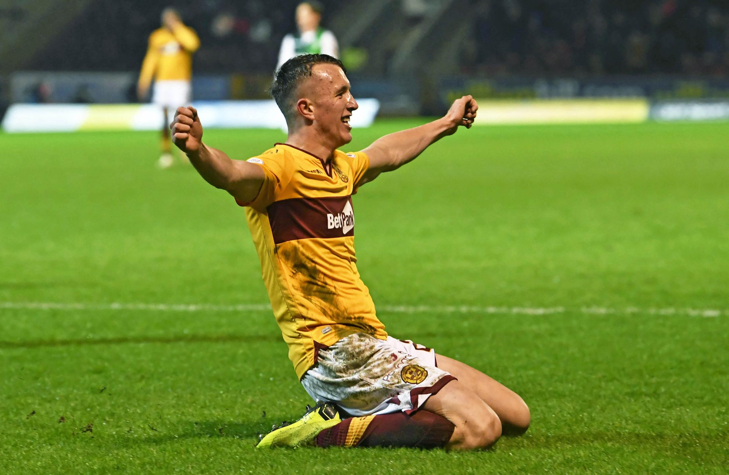 Stephen Robinson: David Turnbull operation was 'massive success'