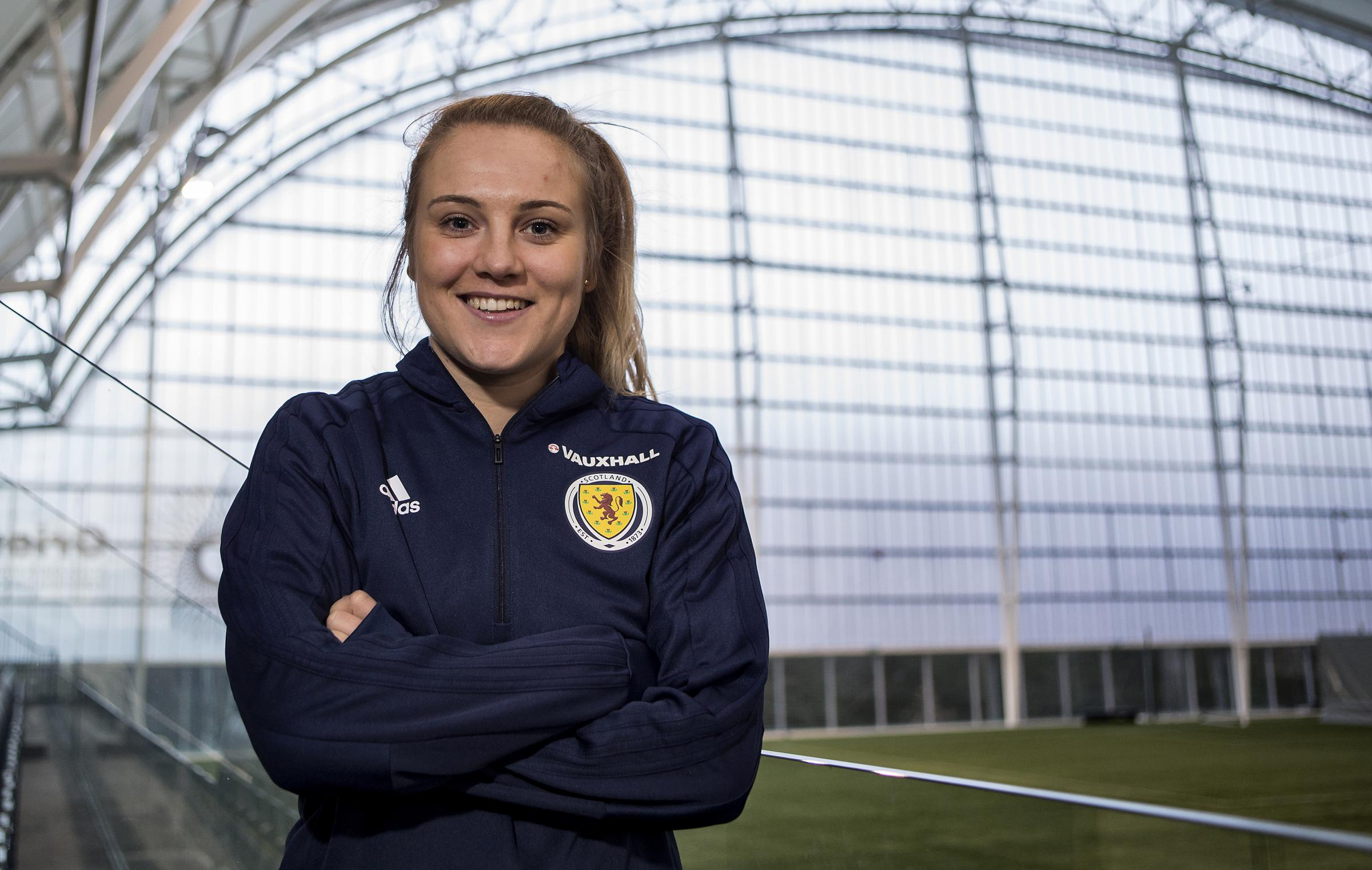 Fiona Brown relishing reaching World Cup after being told she would never play pro football