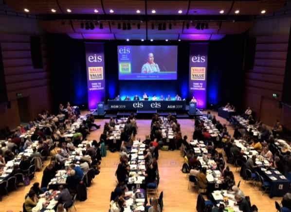 The agm of the EIS