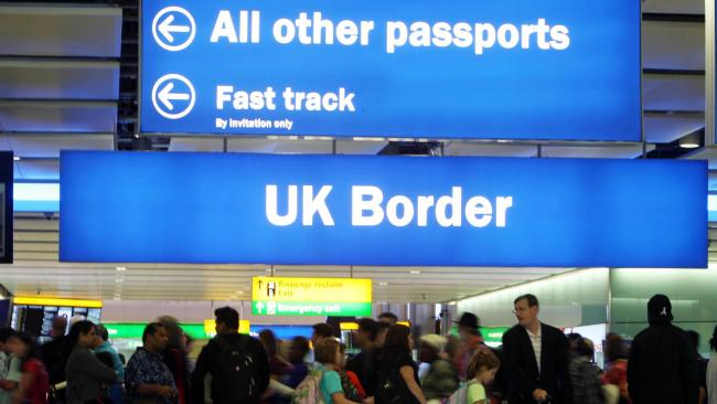 Scottish Tories say 'flexible immigration system' needed post-Brexit
