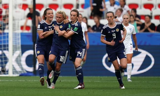 The Scottish women's football team are riding high on a wave of enthusiasm just now, but what price the wider treatment of the game for women and girls?