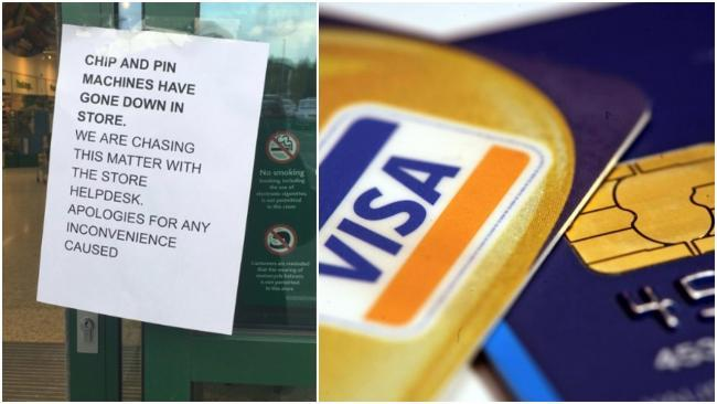 Flashback to June as Visa card payment chaos across Europe as network crashes