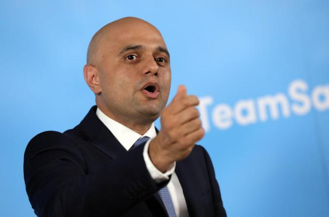 The outsider: Javid says he wants to emulate at Westminster change Davidson brought for Tories at Holyrood