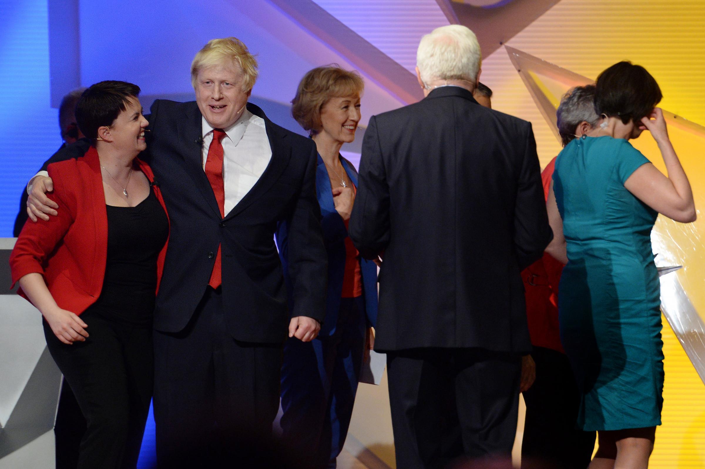 Kevin McKenna: Prime Minister Boris Johnson spells disaster for Ruth Davidson