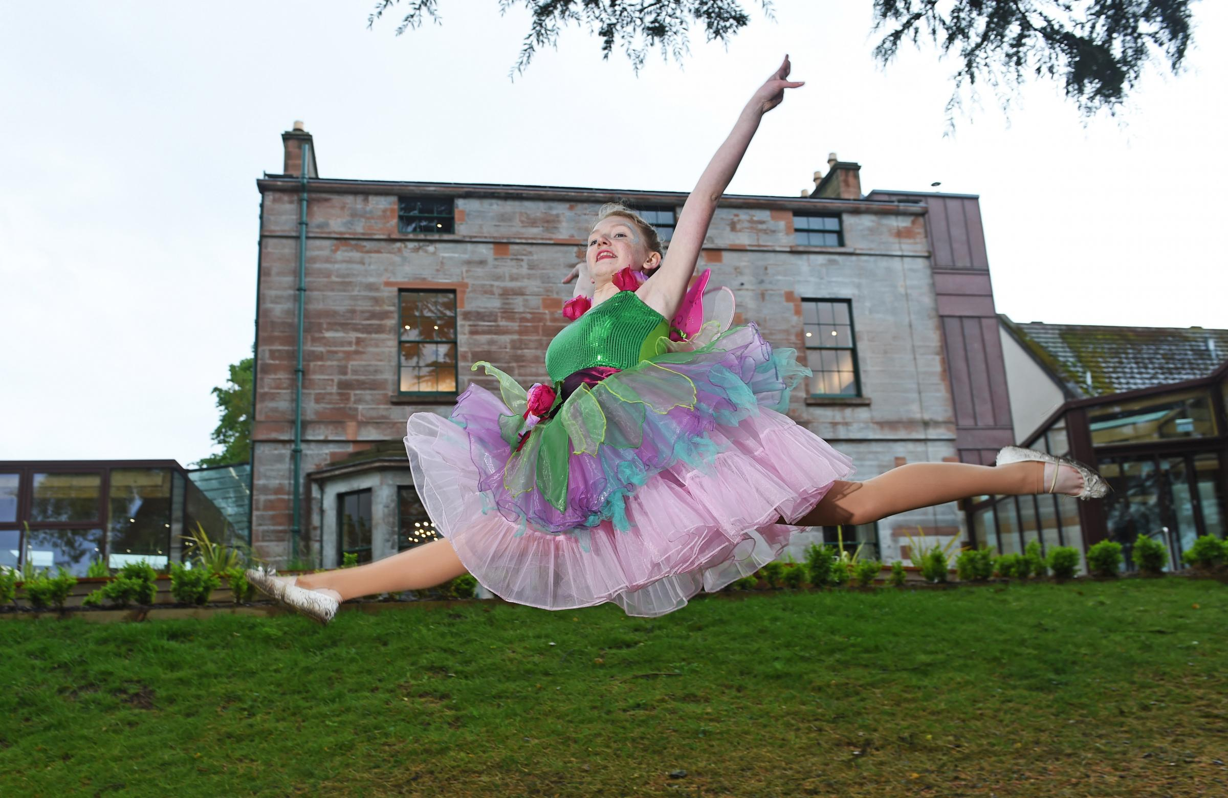 Discover Scots birthplace of Peter Pan at JM Barrie's childhood home Moat Brae