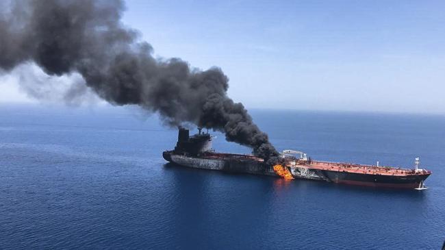 Royal Navy set to deploy 100 men amid rising tensions in tanker row
