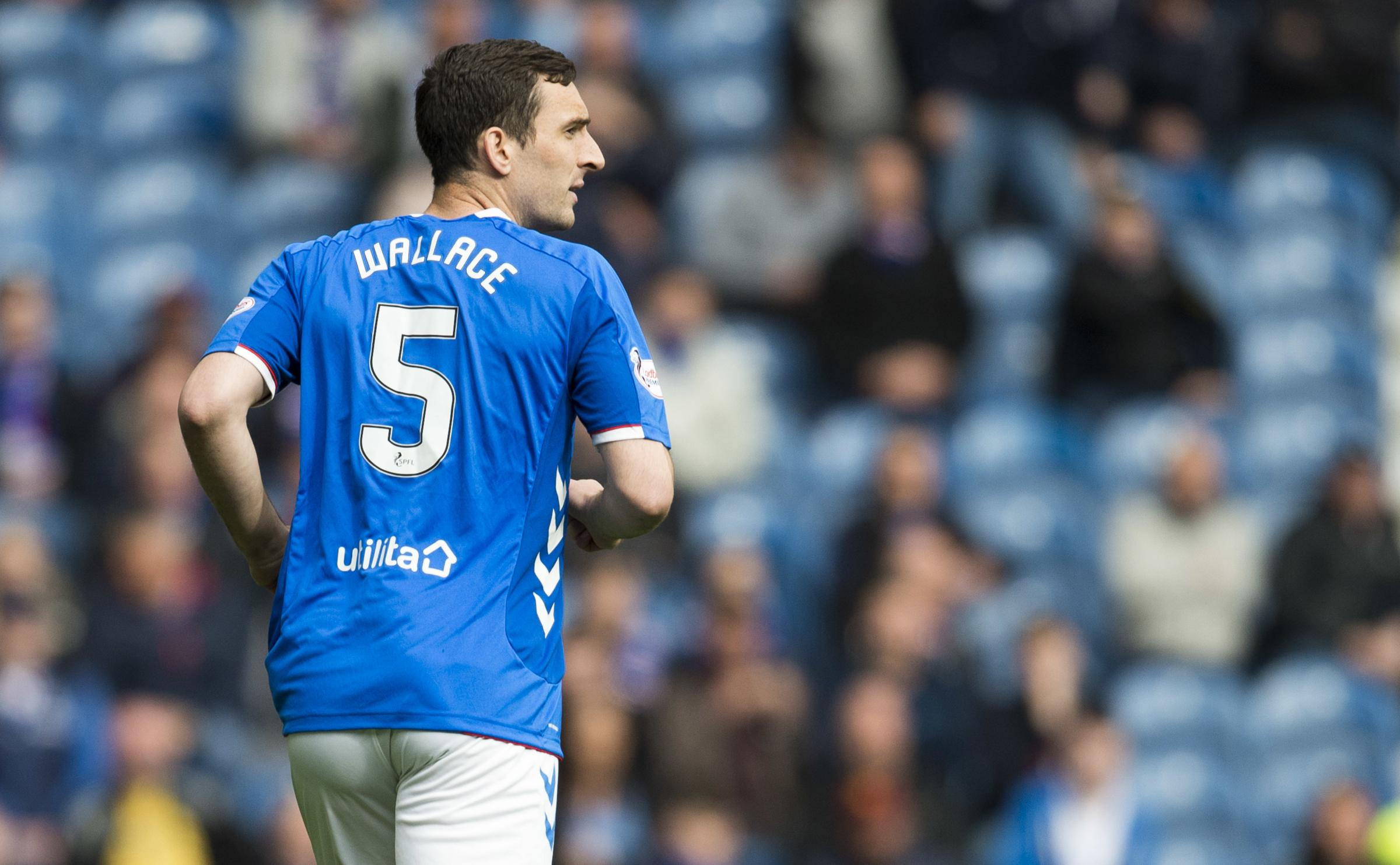 Graeme Macpherson: Lee Wallace pays a high price for loyalty to Rangers
